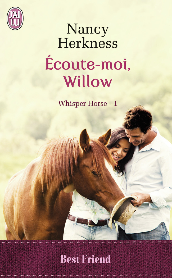 WHISPER HORSE - 1 - ECOUTE-MOI, WILLOW
