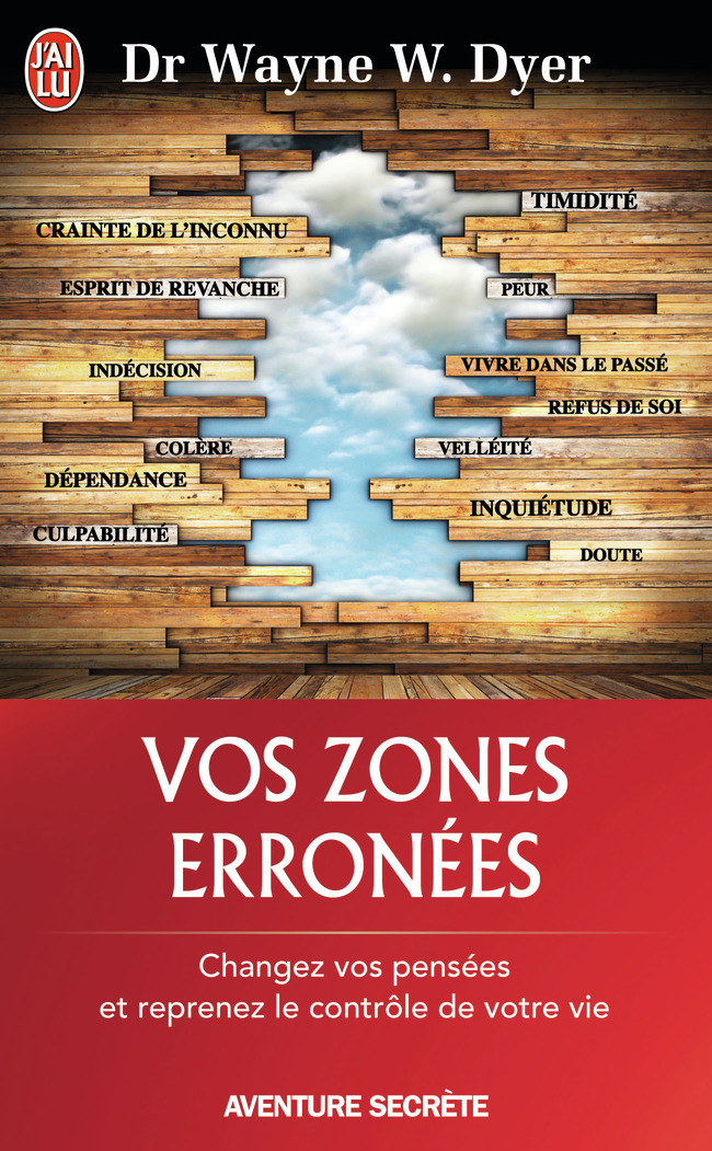 VOS ZONES ERRONNEES