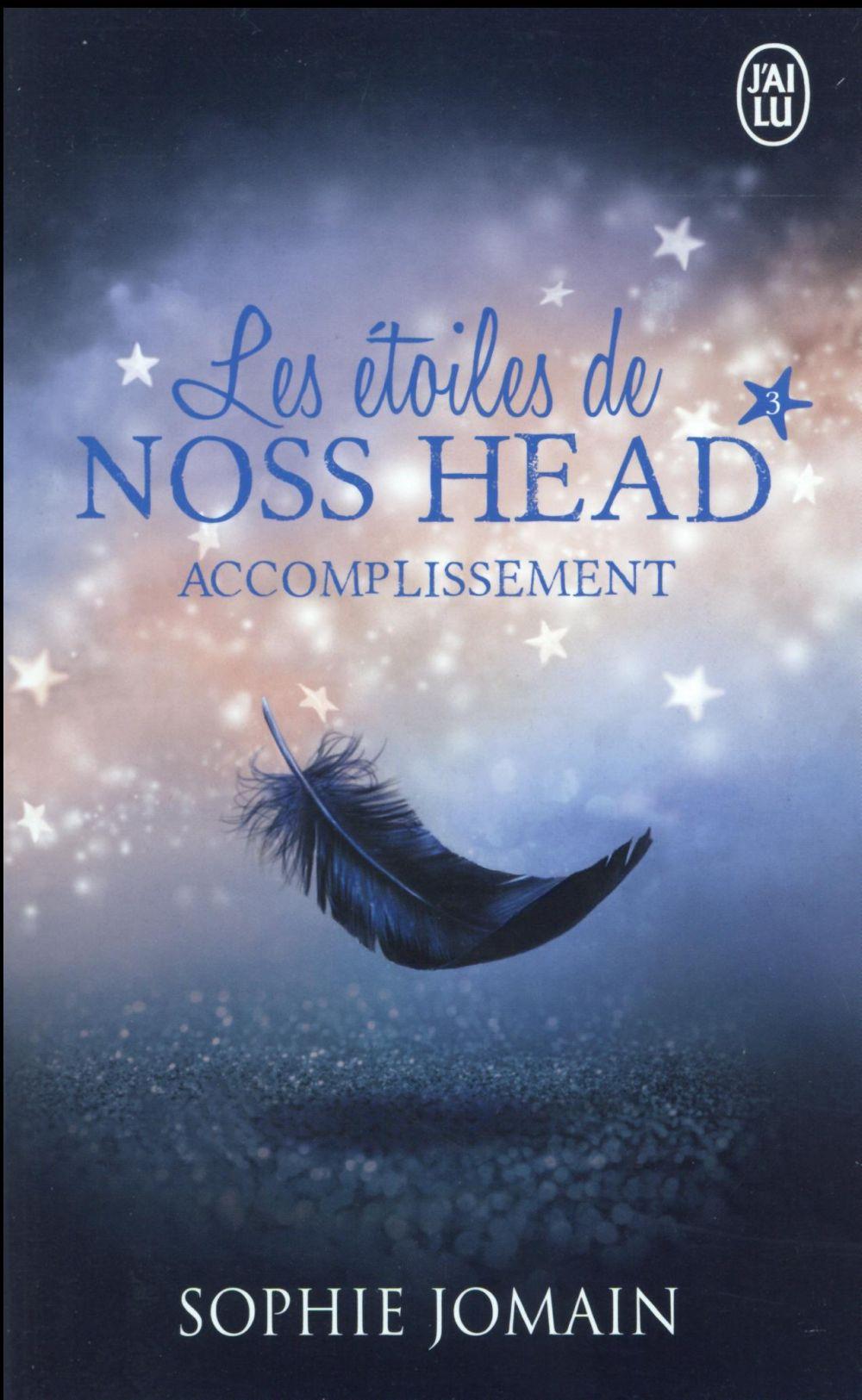 ACCOMPLISSEMENT - LES ETOILES DE NOSS HEAD - T3