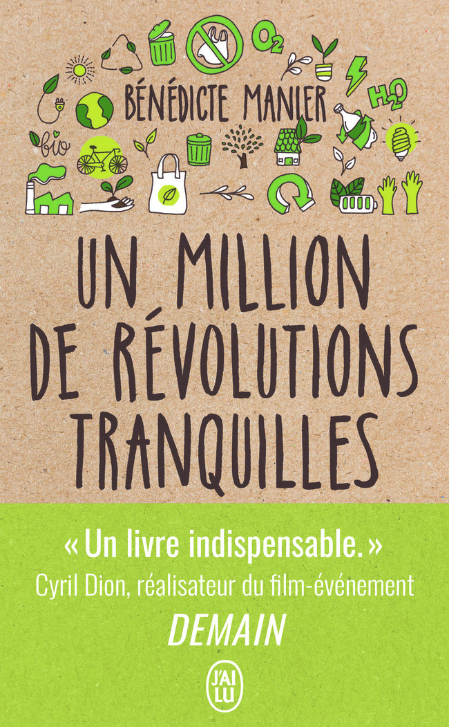 UN MILLION DE REVOLUTIONS TRANQUILLES - COMMENT LES CITOYENS CHANGENT LE MONDE