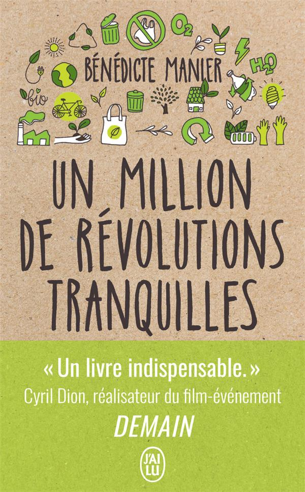 UN MILLION DE REVOLUTIONS TRANQUILLES - DOCUMENT - T12097 - COMMENT LES CITOYENS CHANGENT LE MONDE