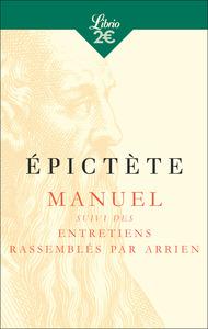 MANUEL D'EPICTETE SUIVI DES ENTRETIENS