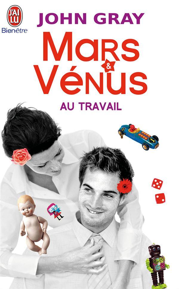 MARS ET VENUS AU TRAVAIL