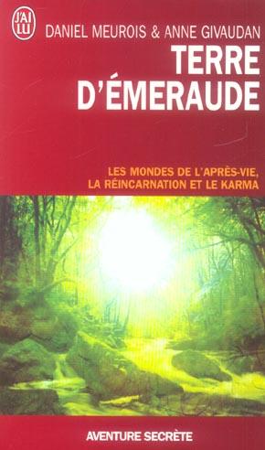 TERRE D'EMERAUDE - AVENTURE SECRETE - T7754 - TEMOIGNAGES D'OUTRE-CORPS