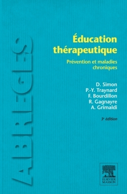 EDUCATION THERAPEUTIQUE - PREVENTION ET MALADIES CHRONIQUES