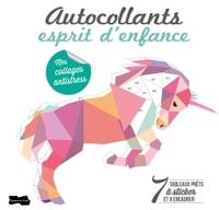 AUTO-COLLANTS ESPRIT D'ENFANCE