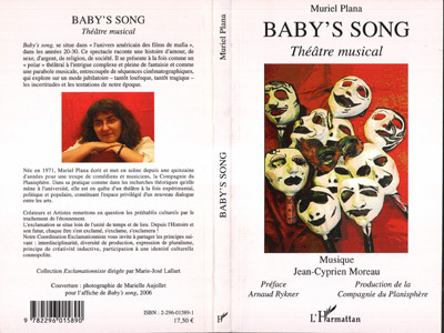 BABY'S SONG THEATRE MUSICAL
