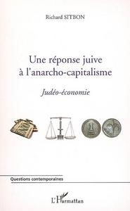 Une réponse juive à l'anarcho-capitalisme