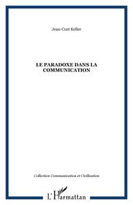 PARADOXE DANS LA COMMUNICATION ACTUALISATION THEORIQUE