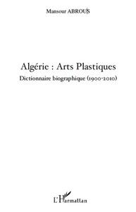 Algérie : Arts Plastiques