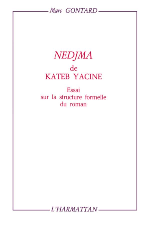 Nedima de Kateb Yacine