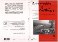 Géographie et cultures n°22