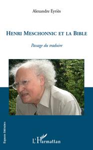 Henri Meschonnic et la Bible
