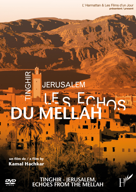 DVD TINGHIR JERUSALEM LES ECHOS DU MELLAH