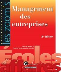 MANAGEMENT DES ENTREPRISES - 2EME EDITION