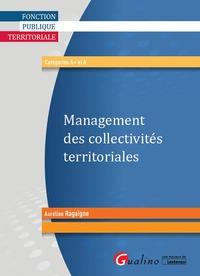 MANAGEMENT DES COLLECTIVITES TERRITORIALES