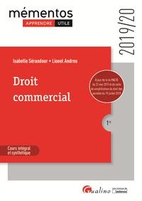 DROIT COMMERCIAL - 1ERE EDITION