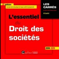 L'ESSENTIEL DU DROIT DES SOCIETES - 2EME EDITION
