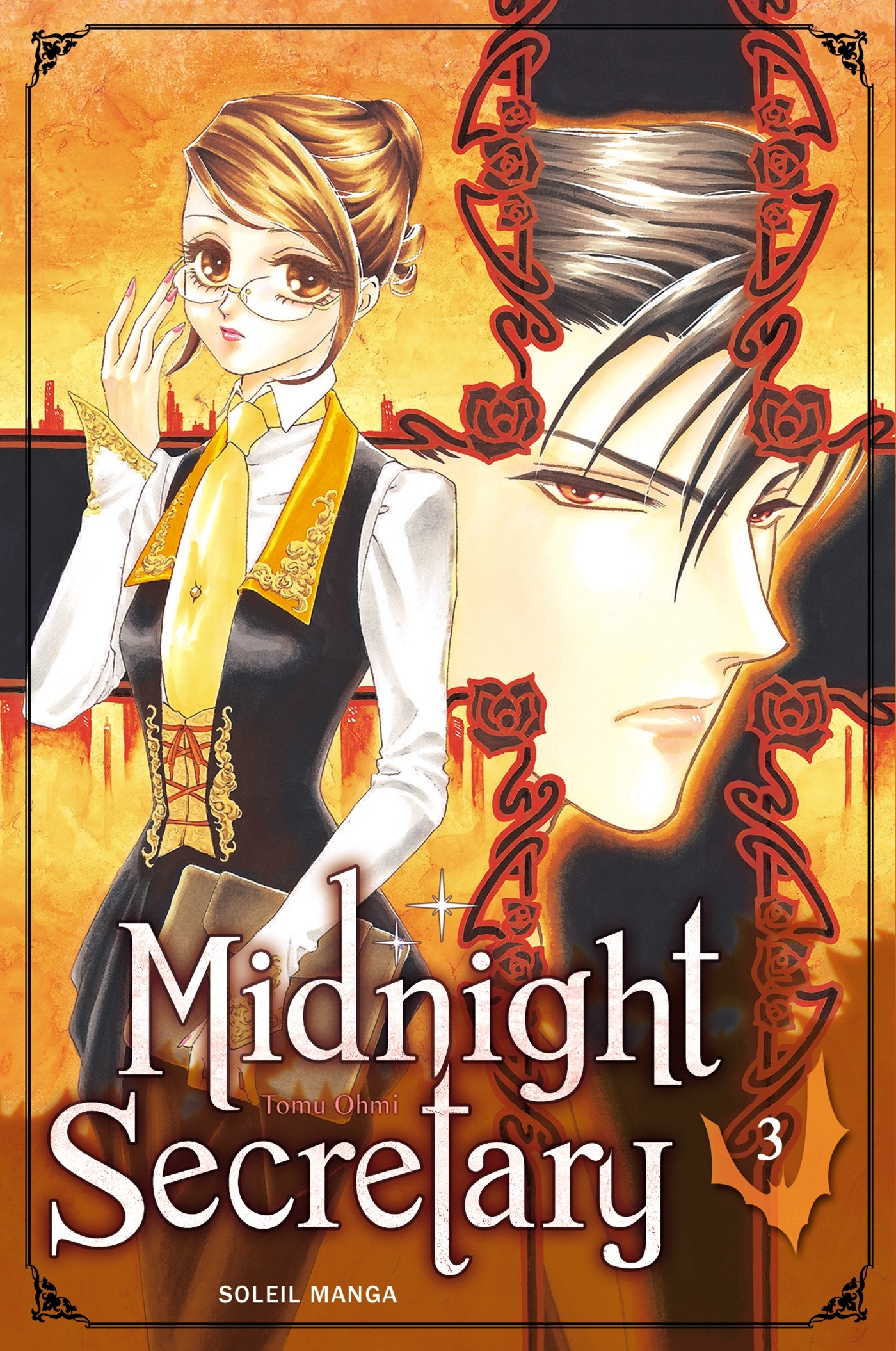 MIDNIGHT SECRETARY T03