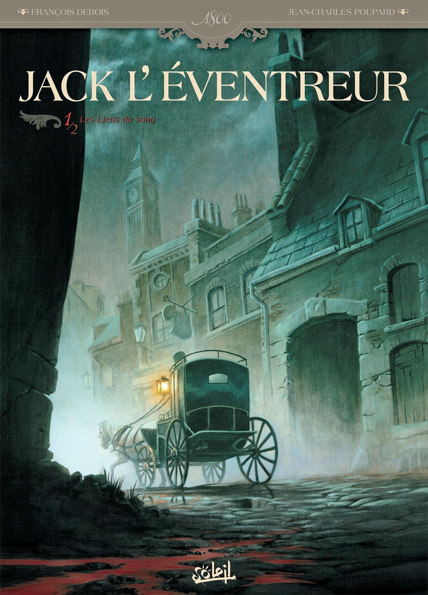 JACK L'EVENTREUR T01