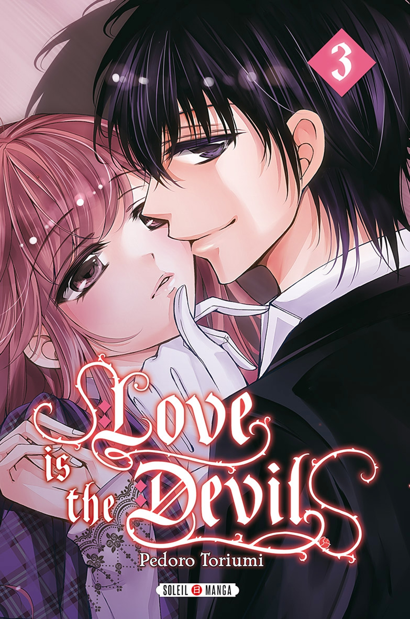 LOVE IS THE DEVIL T3