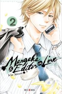 MANGAKA & EDITOR IN LOVE T2