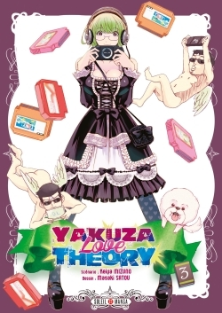 YAKUZA LOVE THEORY T03