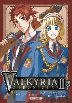 VALKYRIA CHRONICLES II T2