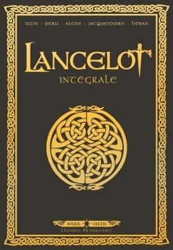 LANCELOT INTEGRALE - TOMES 1 A 4