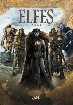 ELFES - COFFRET T1 A T5 (NED)