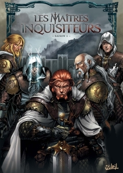 MAITRES INQUISITEURS - COFFRET T1 A T6