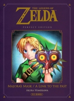 THE LEGEND OF ZELDA - A LINK TO THE PAST & MAJORA'S MASK - PERFECT EDITION