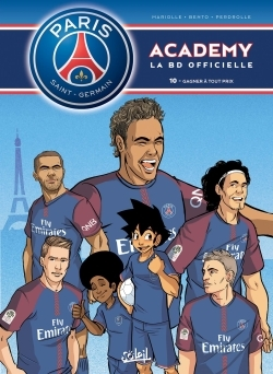 PARIS SAINT-GERMAIN ACADEMY T10