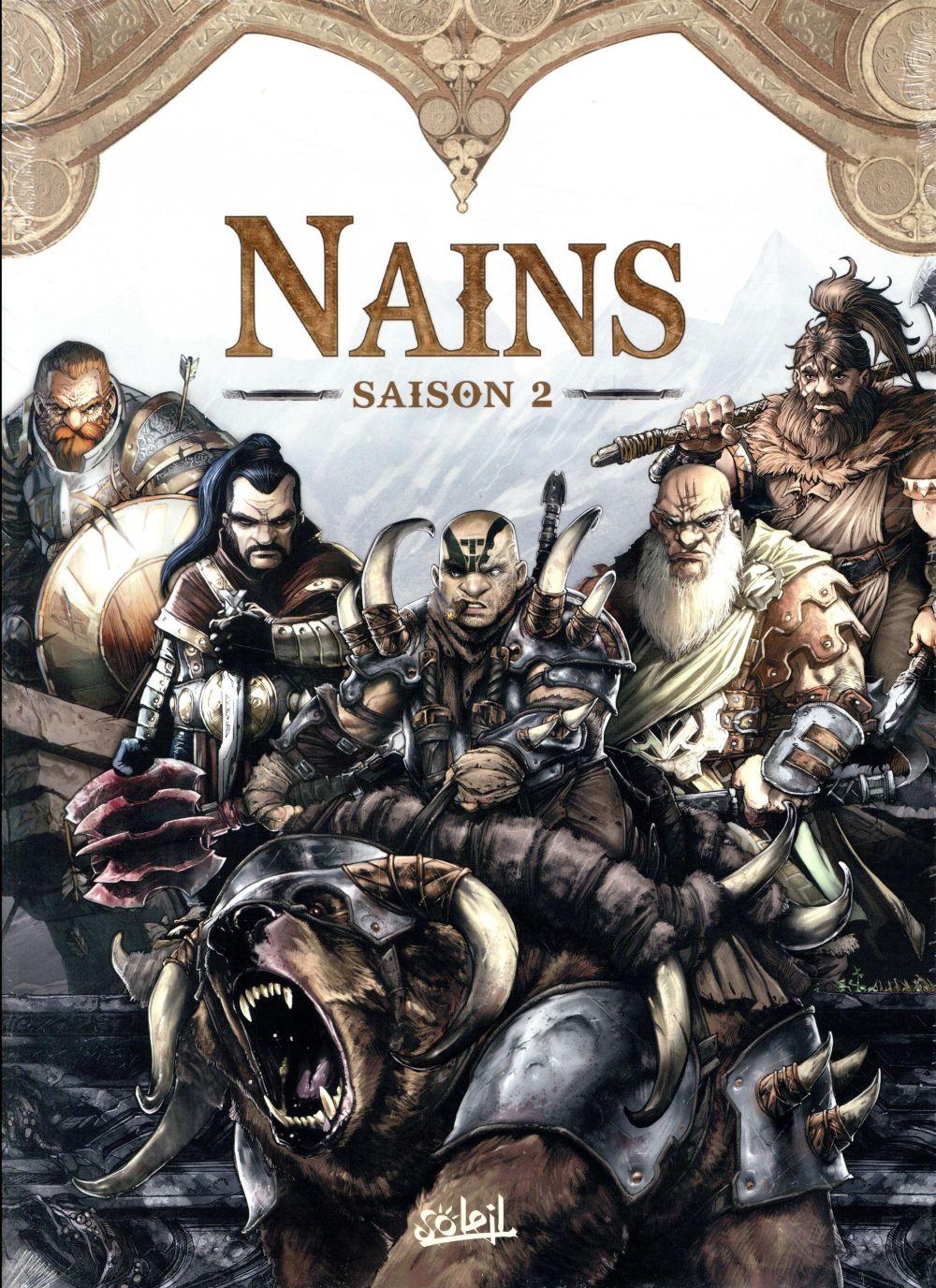 NAINS - COFFRET T6 A 10