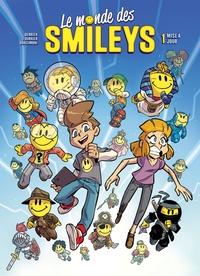 MONDE DES SMILEYS T01 - MISE A JOUR