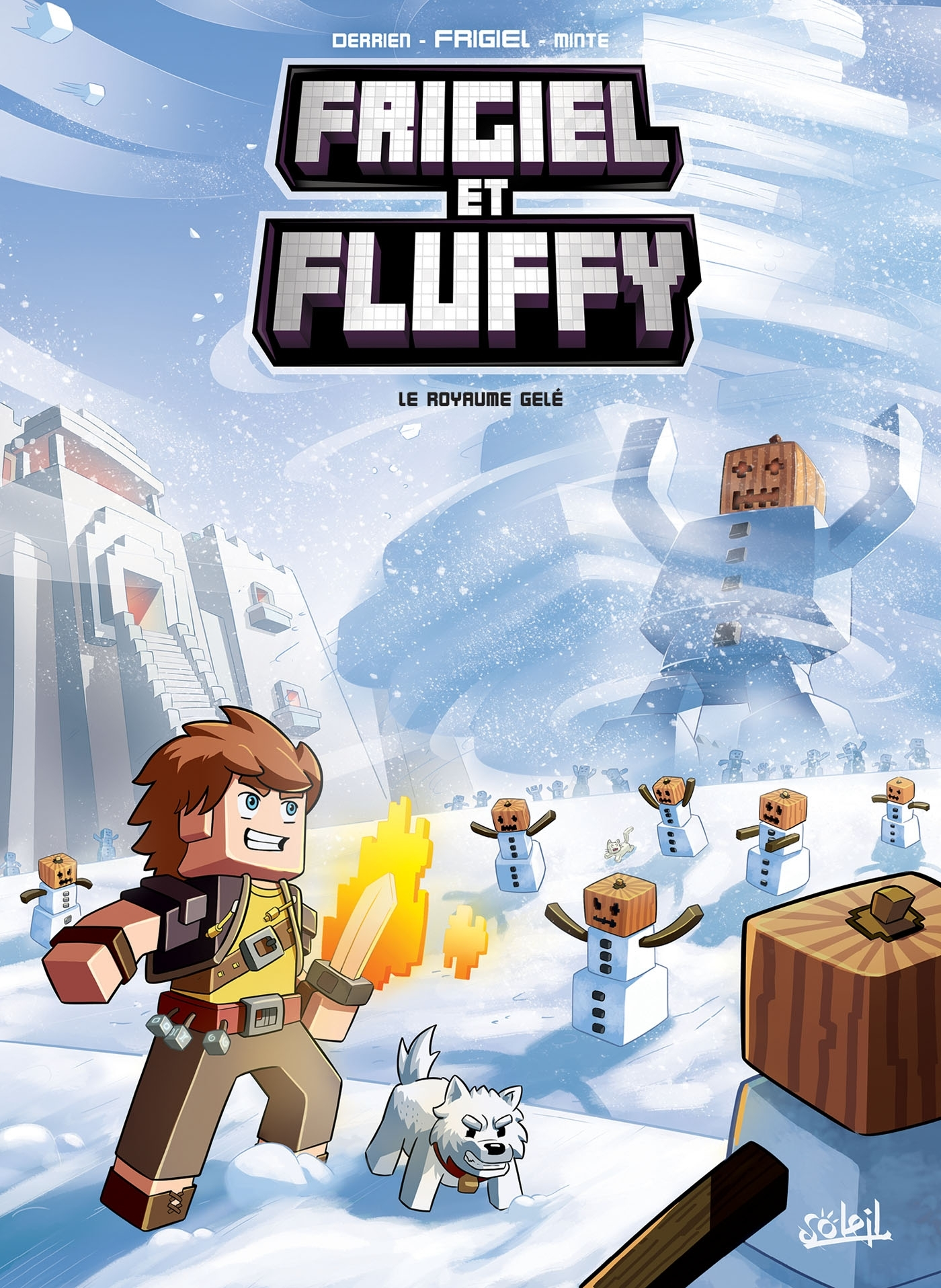 FRIGIEL ET FLUFFY 04 - T4
