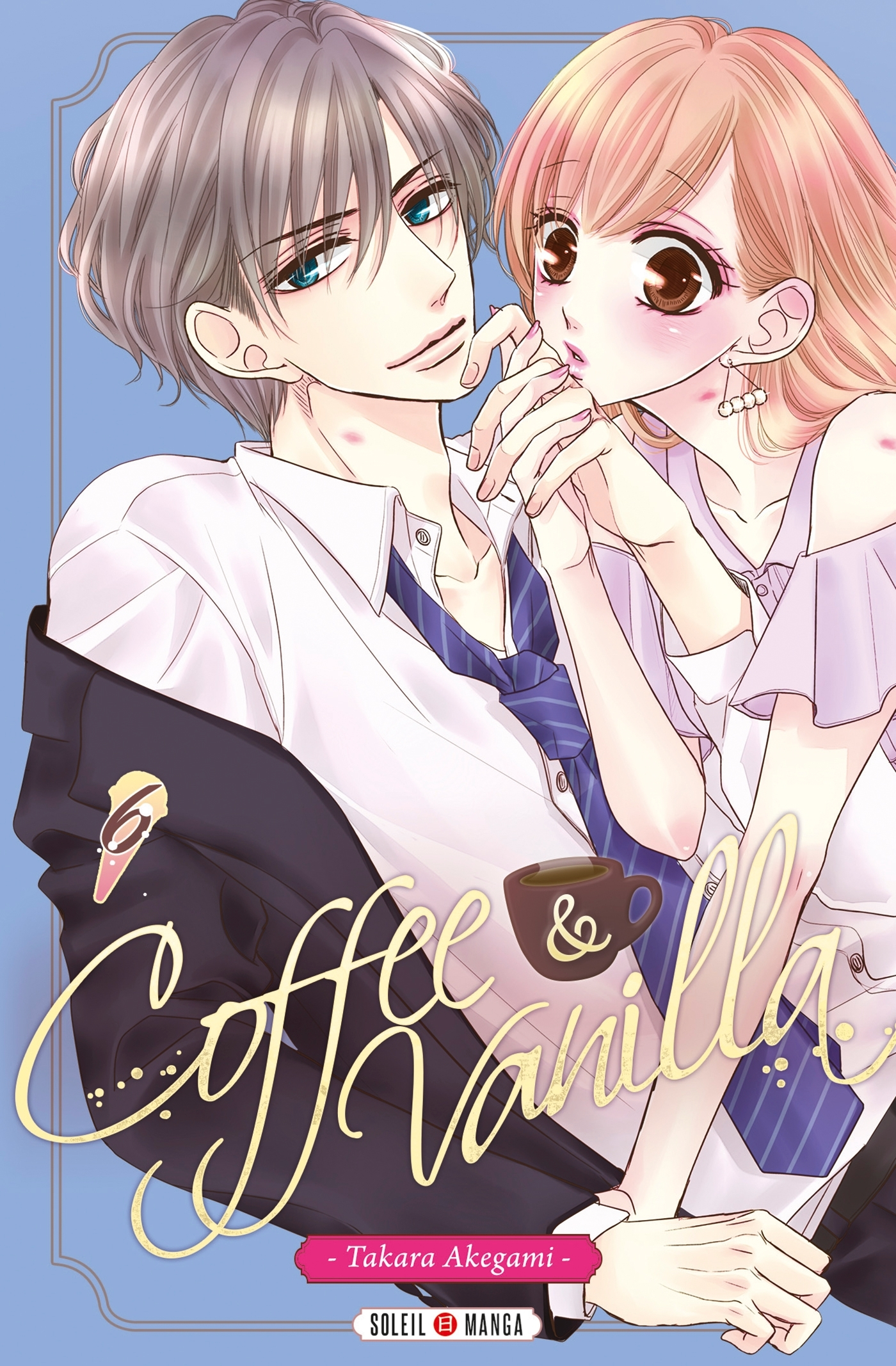COFFEE AND VANILLA - COFFEE & VANILLA T06