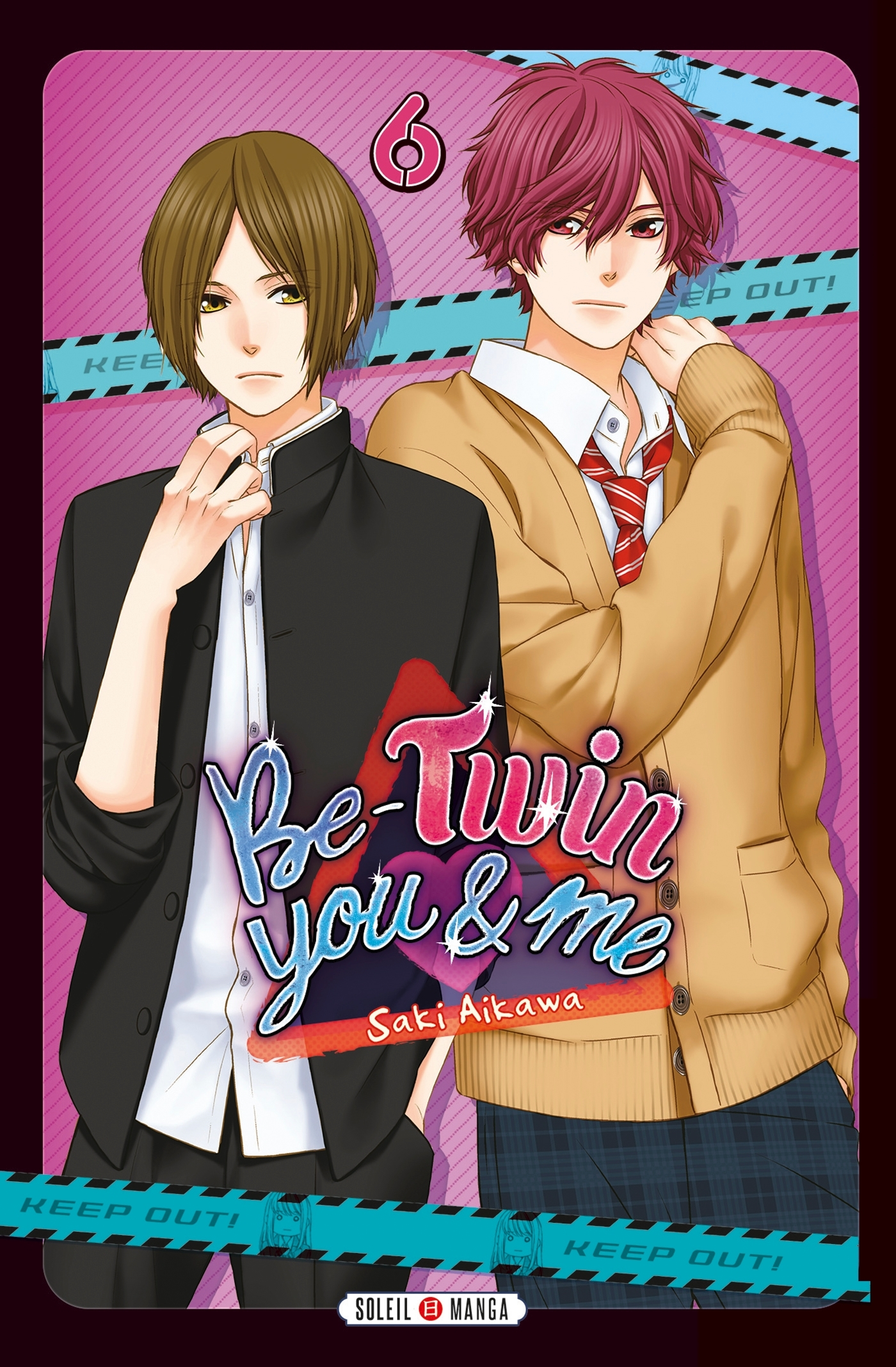 T6 - BE-TWIN YOU & ME 06