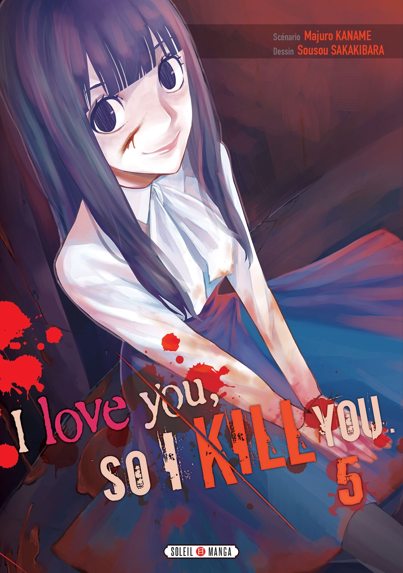 I LOVE YOU SO I KILL YOU 05 - T5