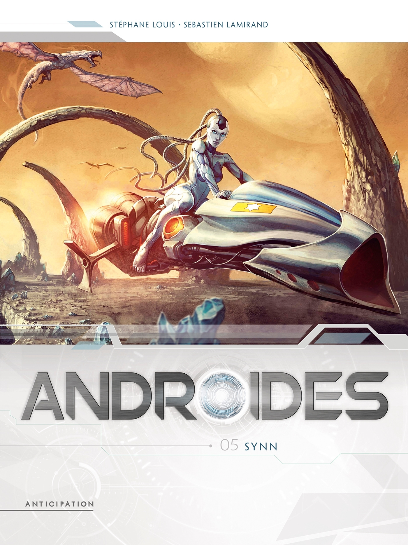 ANDROIDES 05 - SYNN - T5