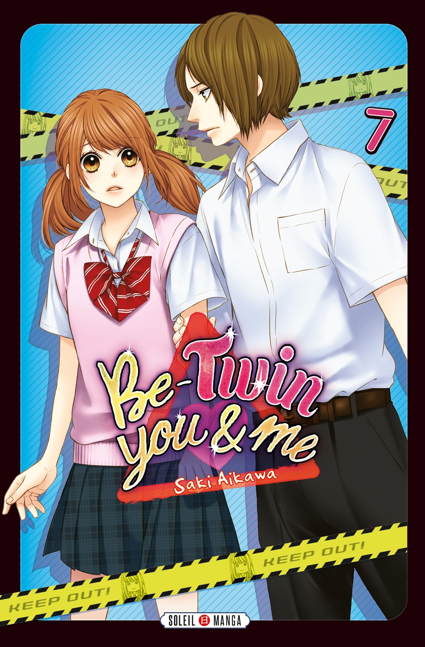 BE-TWIN YOU & ME 07