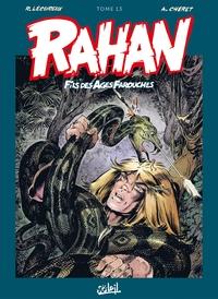 RAHAN - T13 - RAHAN L'INTEGRALE 13