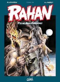 RAHAN L'INTEGRALE T24 NOUVELLE EDITION