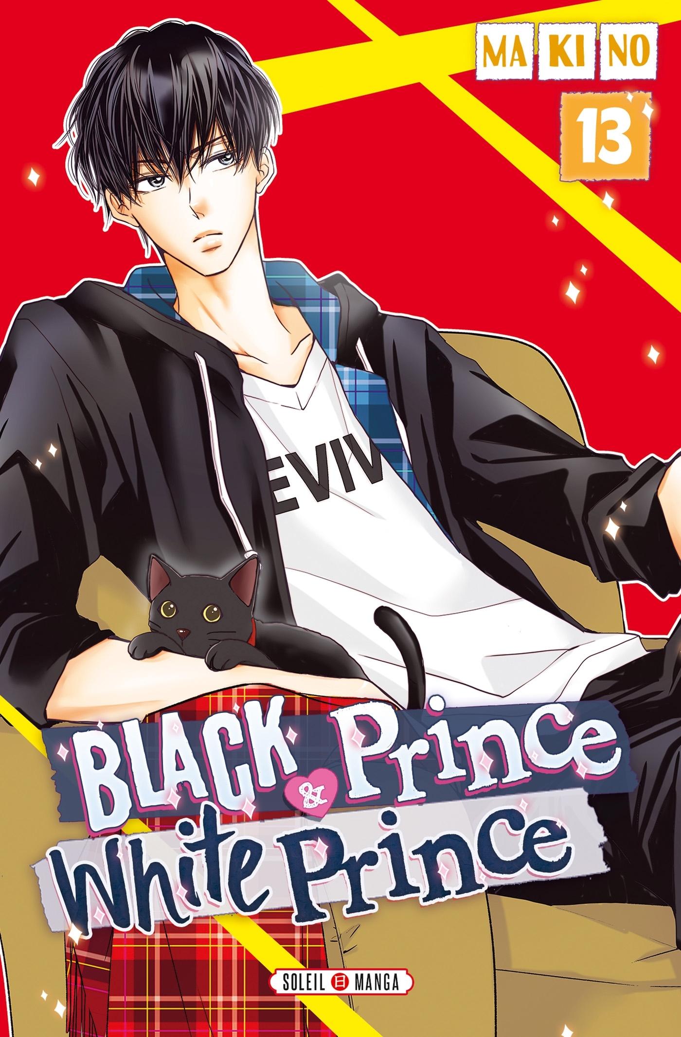 BLACK PRINCE & WHITE PRINCE - BLACK PRINCE AND WHITE PRINCE T13