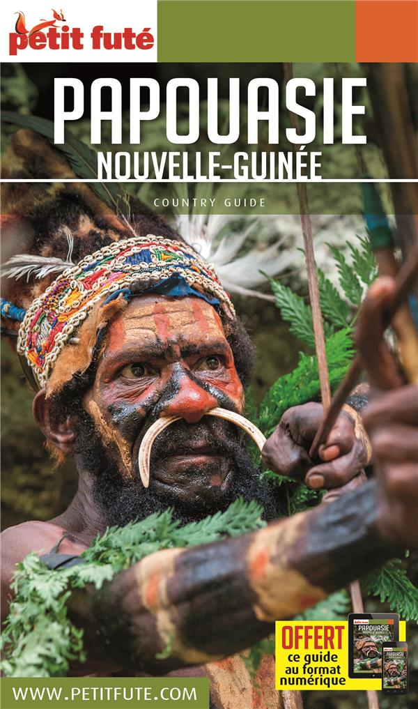 PAPOUASIE - NOUVELLE GUINEE 2019 PETIT FUTE + OFFRE NUM