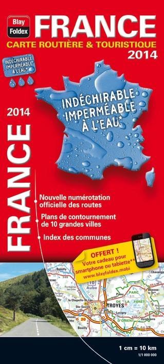 FRANCE INDECHIRABLE 2014