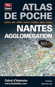 NANTES AGGLOMERATION - ATLAS DE POCHE