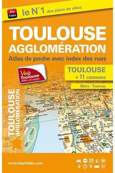 ATLAS TOULOUSE DE POCHE