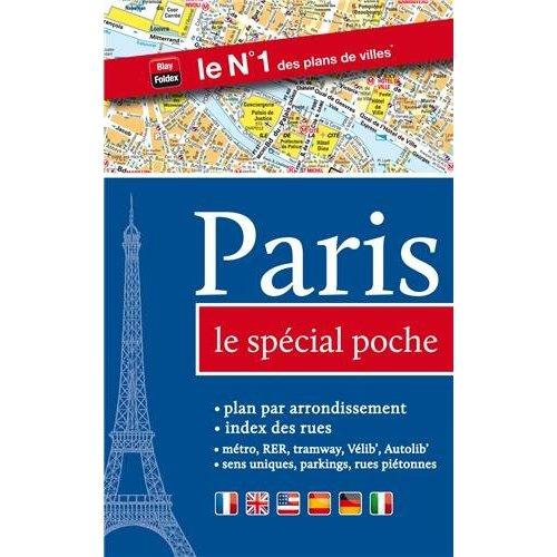 ATLAS PARIS SPECIAL POCHE