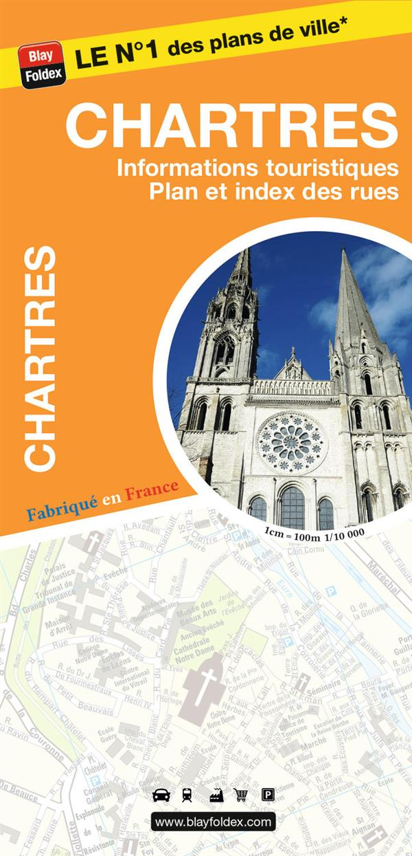 PLAN CHARTRES